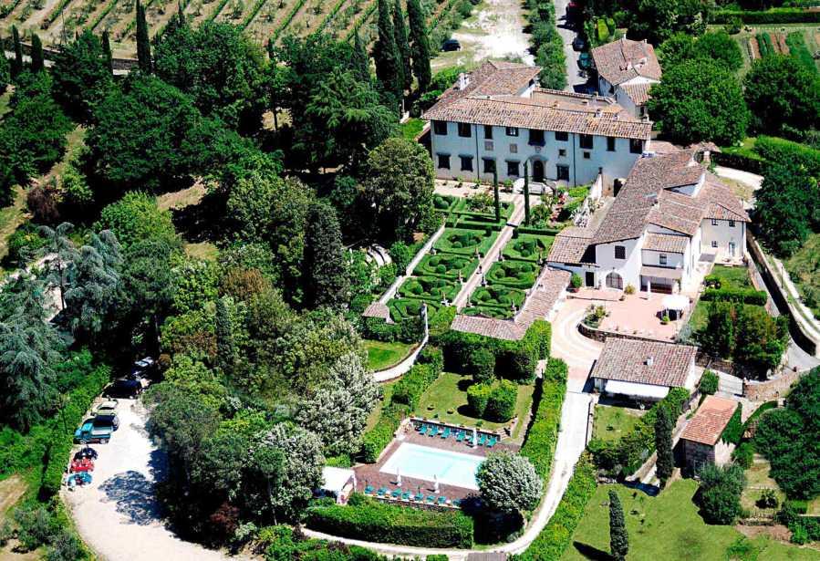 La Piazzole Villa in Tuscany