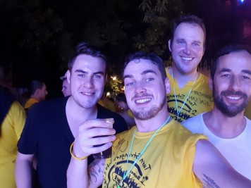 Boys in Boracay